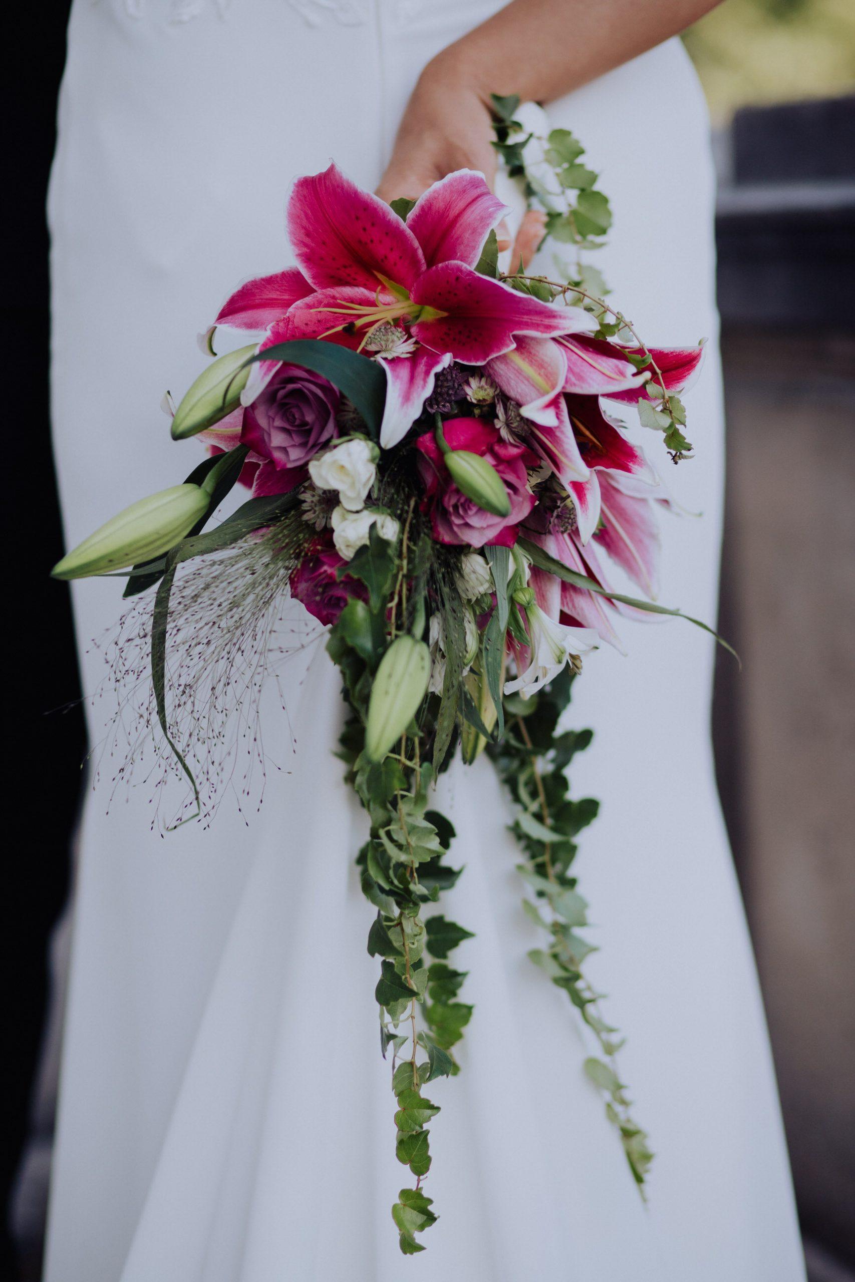 Braut Hochzeitsstrauß